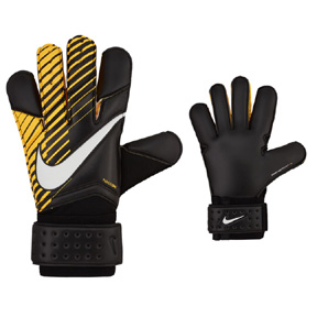 Nike GK  Vapor Grip  3 Soccer Goalie Glove (Black/Laser Orange)