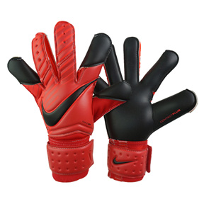 Nike GK  Vapor Grip 3 Soccer Goalie Glove (Crimson/Black)