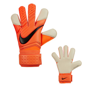 Nike  GK  Vapor Grip  3 Soccer Goalie Glove (Total Orange)