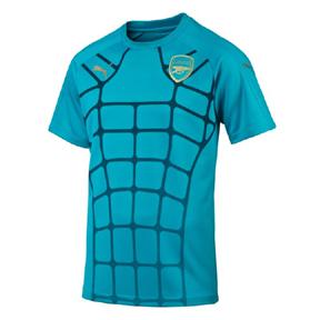 87c4c227faa Puma Arsenal Soccer Training Jersey (Alternate 15 16)   SoccerEvolution