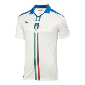 f146a82f8 Puma Italy Soccer Jersey (Away 2016 17)   SoccerEvolution