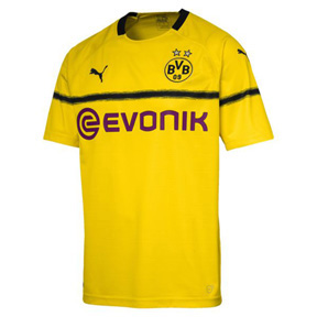 Puma Youth  Borussia Dortmund UCL Soccer Jersey (Home 18/19)