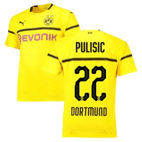 Puma Borussia Dortmund Bvb Pulisic 22 Ucl Jersey Home 18 19 Soccerevolution