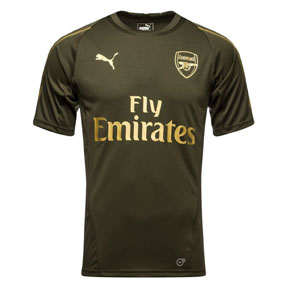 Puma  Arsenal Soccer Training Jersey (2018/19)