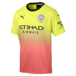 Puma  Manchester City Soccer Jersey (Alternate 19/20)
