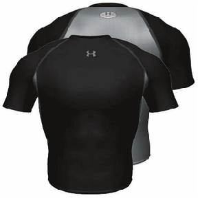 Under Armour MetalGear HeatGear Compression Top