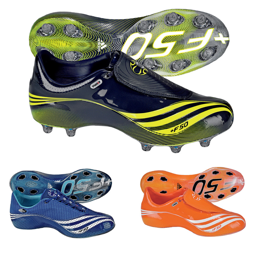 Adidas F50 7 Tunit Soccer Shoes Premium Kit