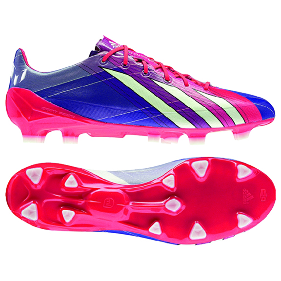 c1453898ebd0 adidas Lionel Messi F50 adiZero TRX FG Soccer Shoes (Turbo ...