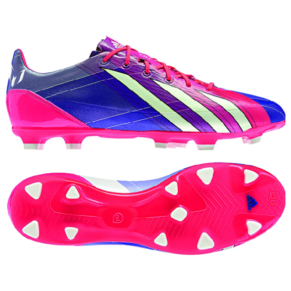 adc305466 adidas Lionel Messi F10 TRX FG Soccer Shoes (Turbo Pink ...