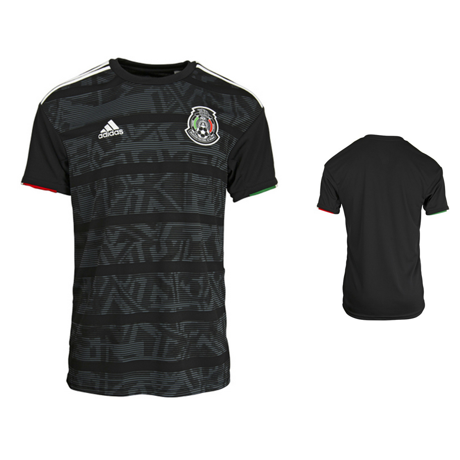 1e36b3039 adidas Mexico Gold Cup 2019 Soccer Jersey (Home)   SoccerEvolution
