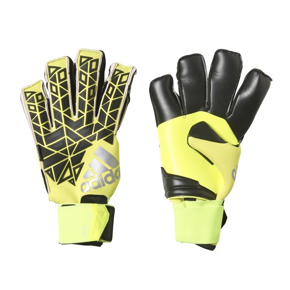 reputable site e3245 fd7f5 adidas ACE Trans Fingersave Pro Soccer Goalie Glove (Solar ...