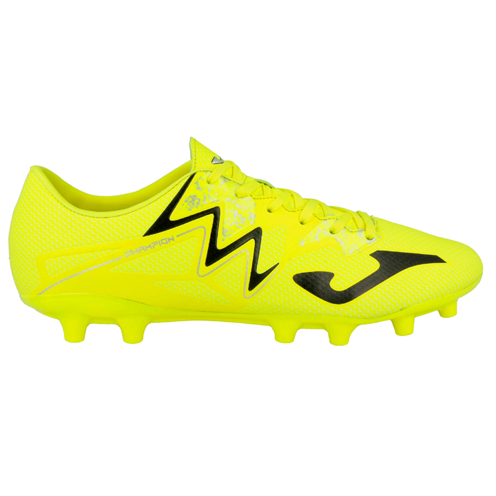 63f690e27f4 Joma Champion FG Soccer Shoes (Fluorescent Black)   SoccerEvolution