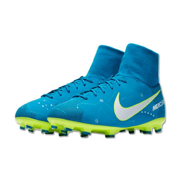 c8d4a08f0 Nike Youth Neymar Mercurial Victory VI DF FG Soccer Shoes (Orbit ...