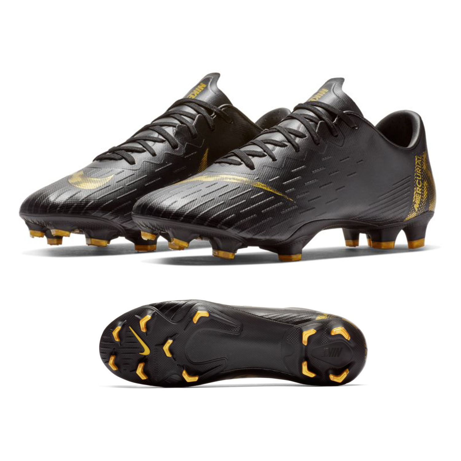 4b0d1fae2 ... studs facilitate bursts of speed and quick stops. Heel lining with  nubuck-like finish grips foot and helps hold boot in place. Imported. Click  here to ...