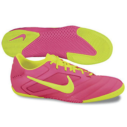c928ac255 Nike NIKE5 Elastico Pro Indoor Soccer Shoes (Pink Flash ...