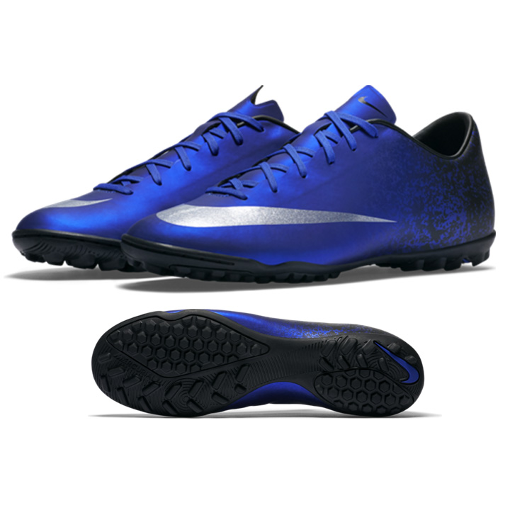 b69192990 Nike CR7 Ronaldo Mercurial Victory V Turf Soccer Shoes (Royal ...