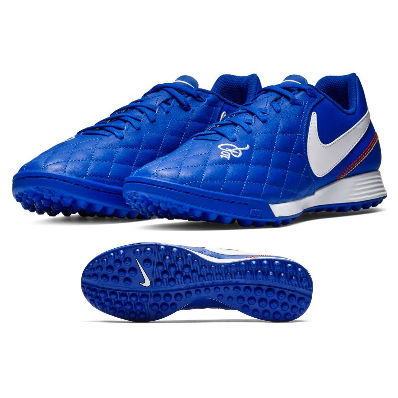 b06601ce0 Nike Tiempo LegendX 7 Academy Ronaldinho  10 Turf Shoes (Royal ...