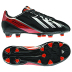 adidas Youth F10 TRX FG Soccer Shoes (Black/White/Infrared)