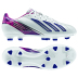 adidas Womens F30 TRX FG Soccer Shoes (White/Ink/Pink)