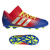 adidas Youth  Lionel Messi Nemeziz 18.3 FG Shoes (Active Red/Silver)