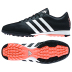 adidas 11Nova Turf Soccer Shoes (Black/White/Orange)