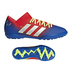 adidas Youth Nemeziz Messi Tango 18.3 Turf Soccer Shoes (Red/Blue)