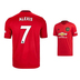 adidas  Manchester United  Alexis #7 Soccer Jersey (Home 19/20)