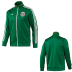 adidas Mexico Soccer Track Top (Vivid Green/White)