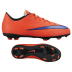 Nike Youth Mercurial Victory V FG Soccer Shoes (Bright Crimson)