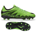 Nike Youth HyperVenom Phelon II FG Soccer Shoes (Green/Black)