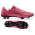Nike Youth Mercurial Vapor  X FG Soccer Shoes (Hyper Pink)