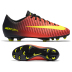 Nike Youth Mercurial Vapor XI FG Soccer Shoes (Total Orange/Black)