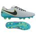 Nike Tiempo Legend  VI FG Soccer Shoes (Wolf Grey)