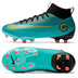 Nike Youth  CR7   Superfly 6 Academy MG Soccer Shoes (Jade)