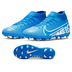 Nike Youth  Superfly 7 Club MG Soccer Shoes (Blue Hero/White)