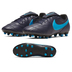 Nike  Premier  II FG Soccer Shoes (Obsidian/Light Current Blue)