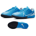 Nike Youth  Vapor 13 Academy Indoor Soccer Shoes (Blue Hero)