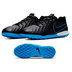 Nike Youth  Tiempo Legend 8 Academy Turf Soccer Shoes (Black/Blue)