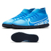 Nike Youth  Superfly 7 Club DF Turf Soccer Shoes (Blue Hero/White)