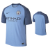 Nike Manchester City Soccer Jersey (Home 16/17)