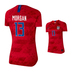 Nike  USWNT  Alex Morgan #13 Womens Soccer Jersey (Away 19/20)