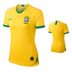 Nike Womens  Brazil World Cup 2019 Soccer Jersey (Home 19/20)