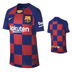 Nike Youth Barcelona Soccer Jersey (Home 19/20)