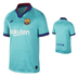 Nike  Barcelona  Soccer Jersey (Alternate 19/20)