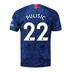 Nike Youth  Chelsea  Christian Pulisic #22 Soccer Jersey (Home 19/20)