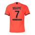 Nike  Paris Saint-Germain  Mbappe #7 Jordan x Jersey (Away 19/20)