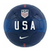 Nike USA Supporters Soccer Ball (Blue Nebula)