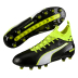 Puma evoTOUCH  1 FG Soccer Shoes (Black/Safety Yellow)