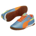Puma Youth evoSpeed Star II Indoor Soccer Shoes (Shark Blue)