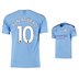 Puma Youth  Manchester City  Aguero #10 Jersey (Home 19/20)